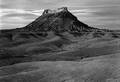 Back of Factory Butte print