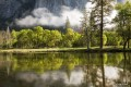 Merced River Reflections print
