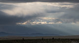 death, valley, cloud, light
