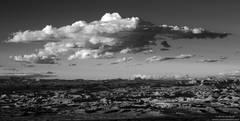 Badland Clouds