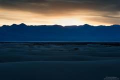Blue - Sand and Salt Flat