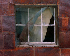 Bodie, State, Historic, Park, California, window