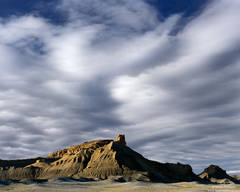 Castle on the Butte
