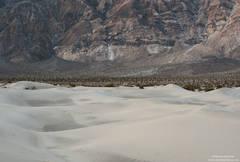 Remote Death Valley Campsite