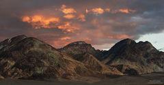Death Valley Evening Color