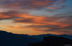Death Valley Skyline
