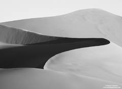 death valley, dune, desert