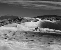 dune, death valley, national, park