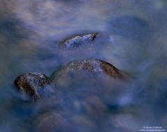 merced, river,rock, yosemite, valley, park