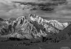 lone, pine, ca, alabama, hills, peak, sunrise, eastern, sierra
