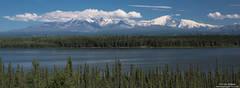 Mt. Sanford and Wrangell