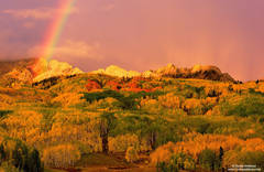 rainbow, dyke, kebler, pass, colorado
