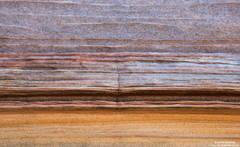 arizona, rainbow, sandstone, stone, rock, color, stripe, layer