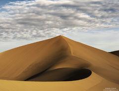 Sand Meets Cloud