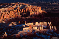 Bryce. National Park, Utah. sunrise, point