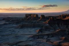 Towering Sunrise