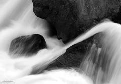 merced, river, yosemite, park, waterfall, rapid, rock