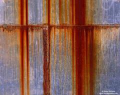 Water Tank Rust