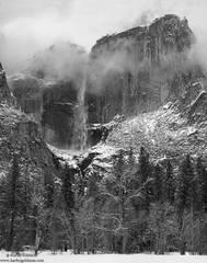 yosemite, falls, national, park