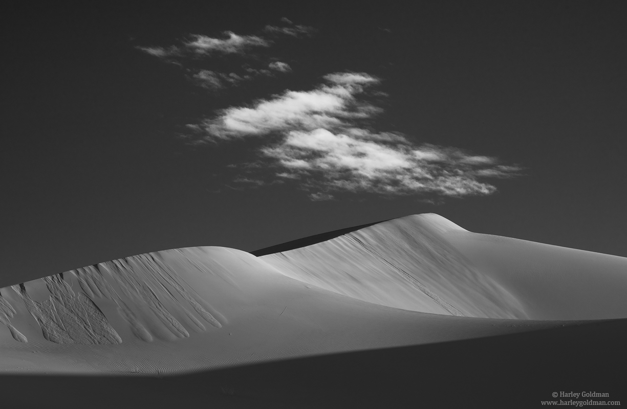 clouds, death valley, national, park, photo