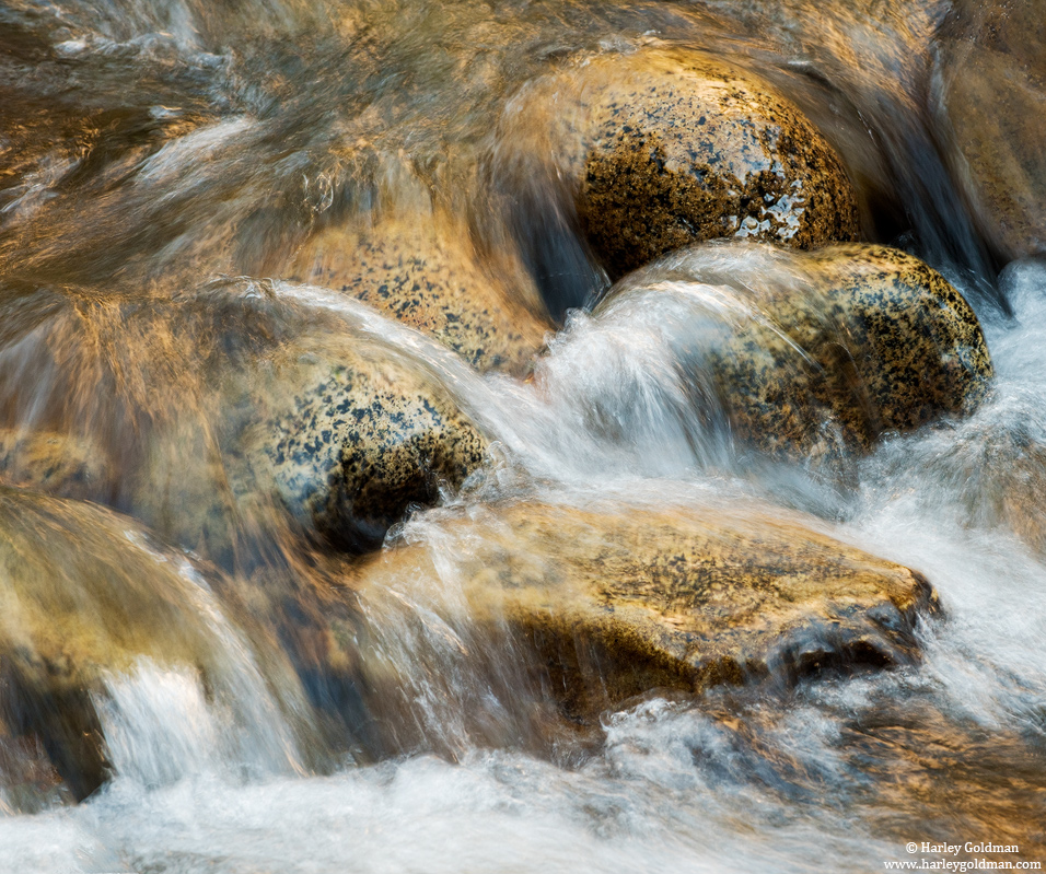 merced, river, boulder, yosemite, national, park, photo