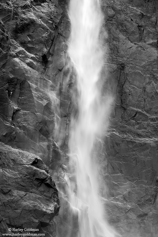 bridalveil, yosemite, national, park, photo