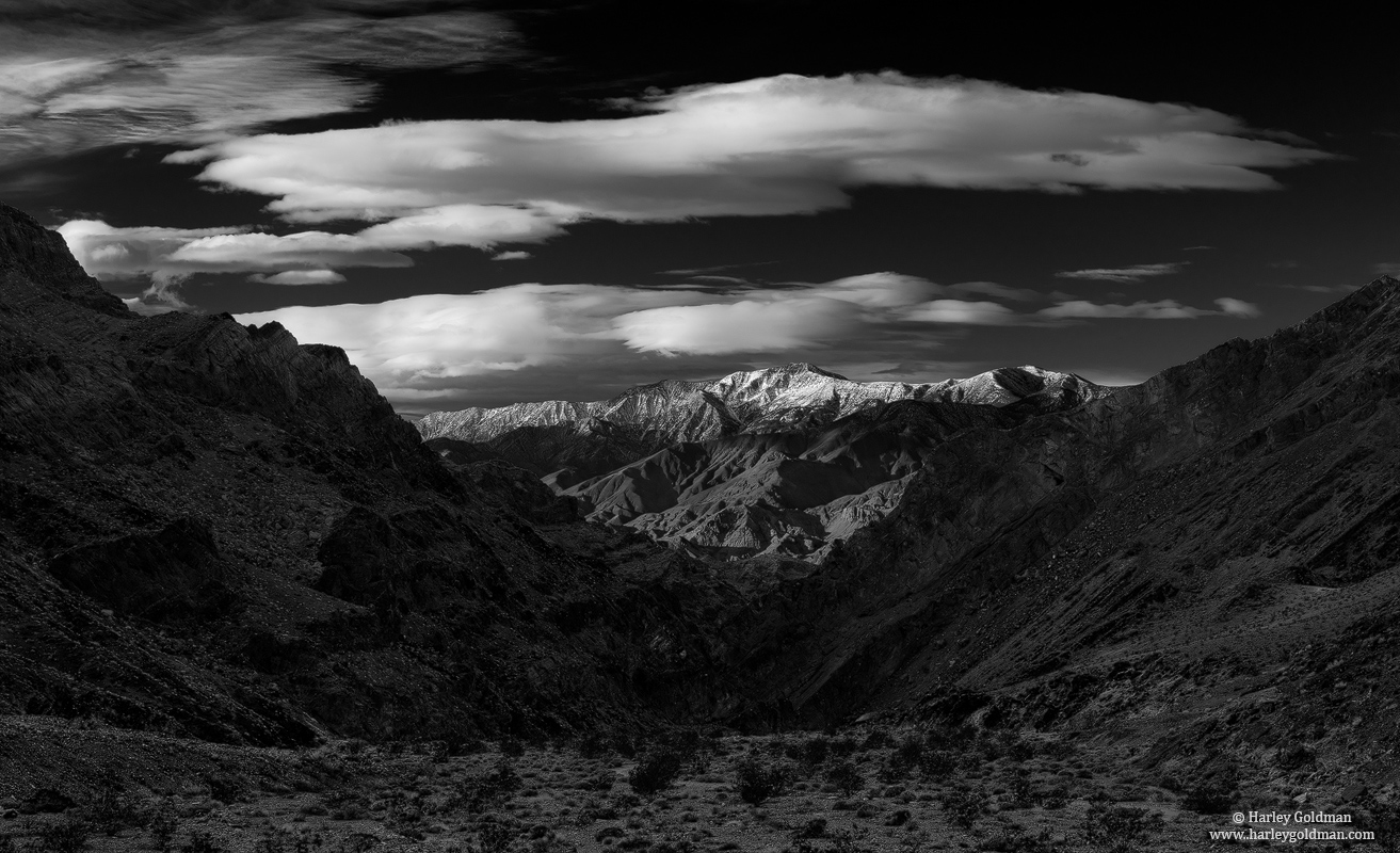 canyon, death valley, park, photo