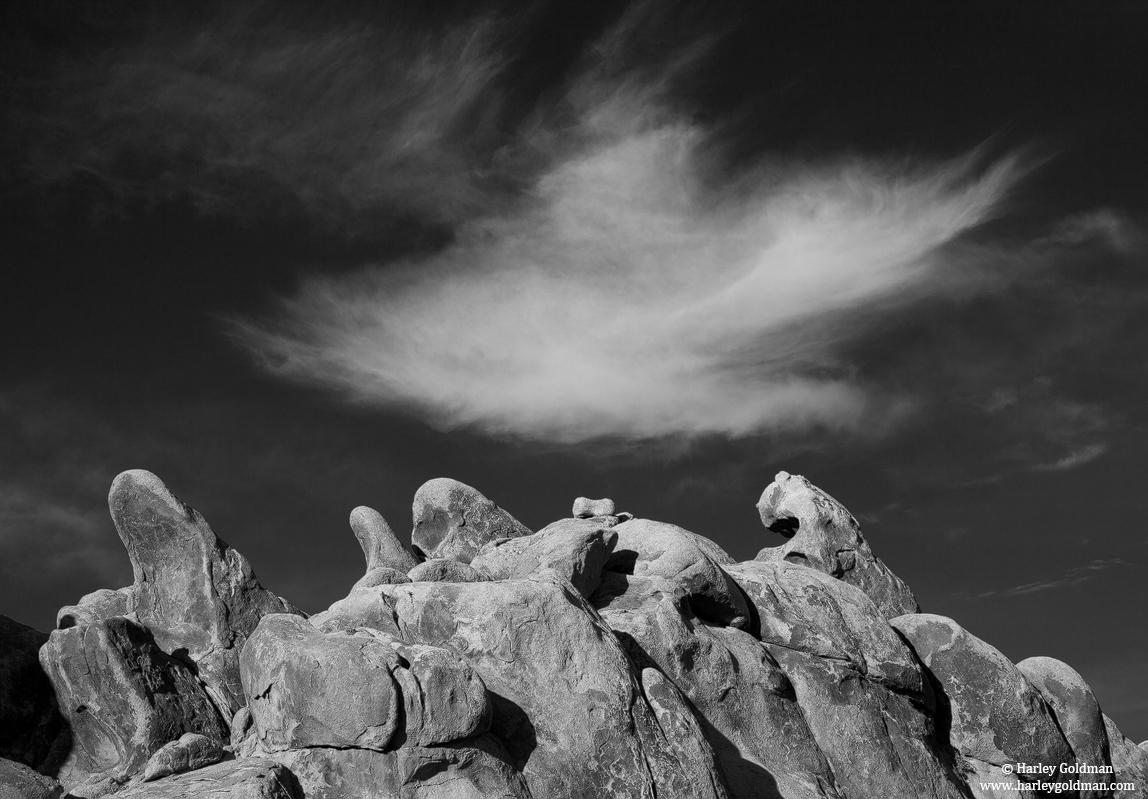 lone, pine, ca, alabama, hills,eastern, sierra, cloud, gods, photo