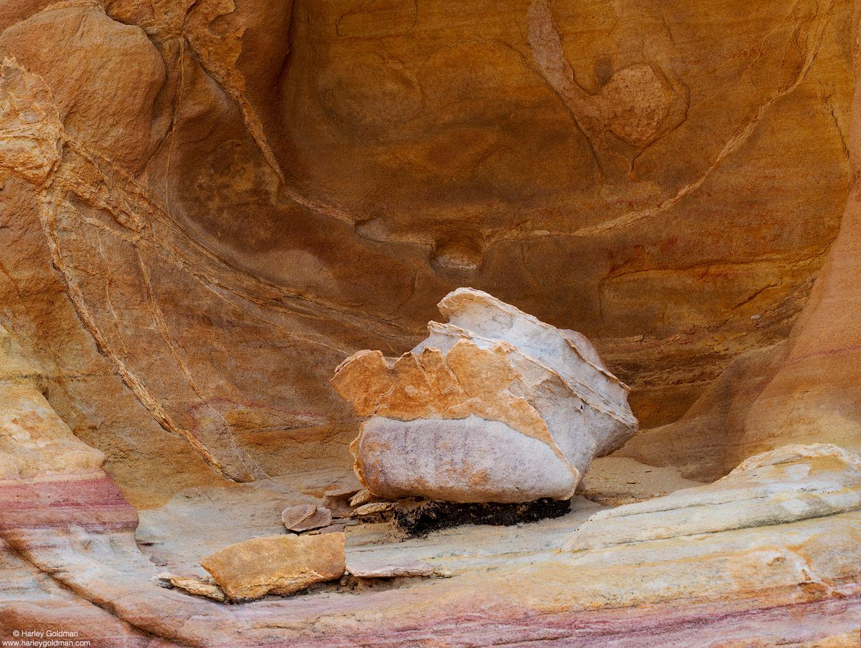 Nevada, sandstone