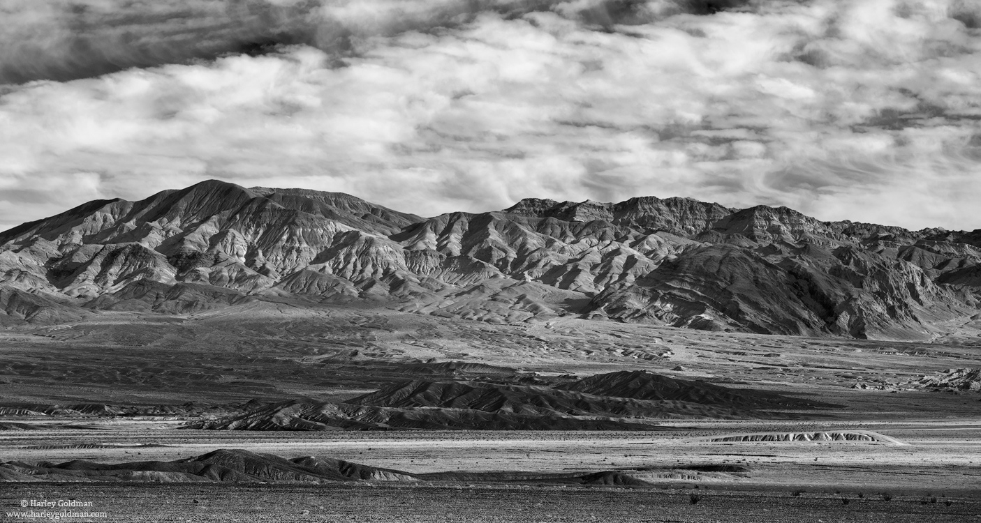 death valley, national, park, hills, desert, photo