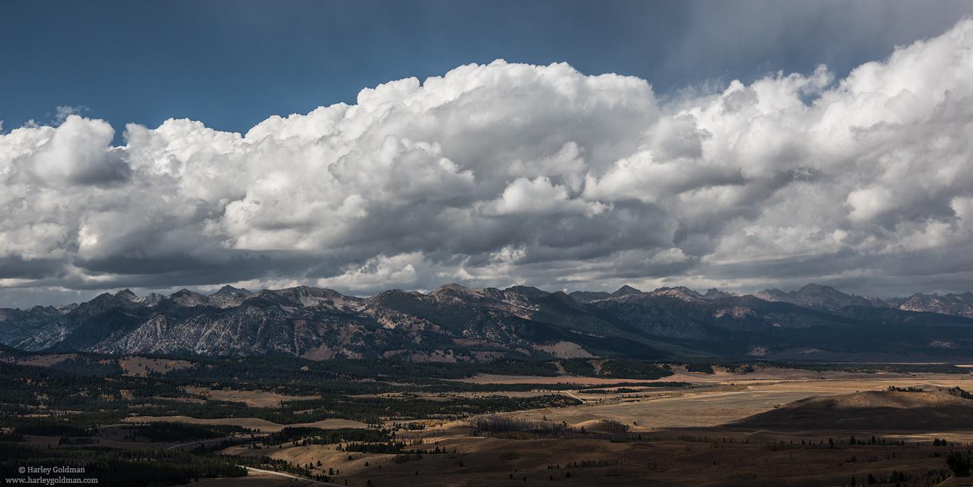 Idaho, peak, photo
