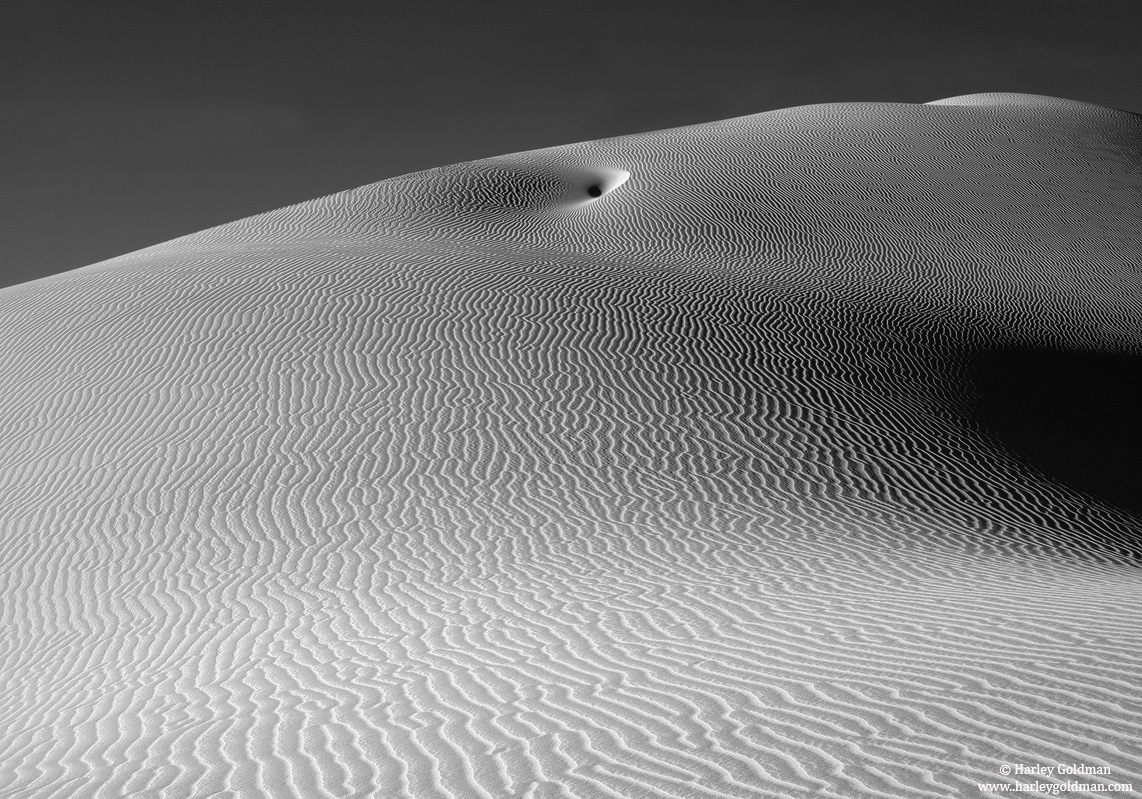 dune, death, valley, national, park, photo