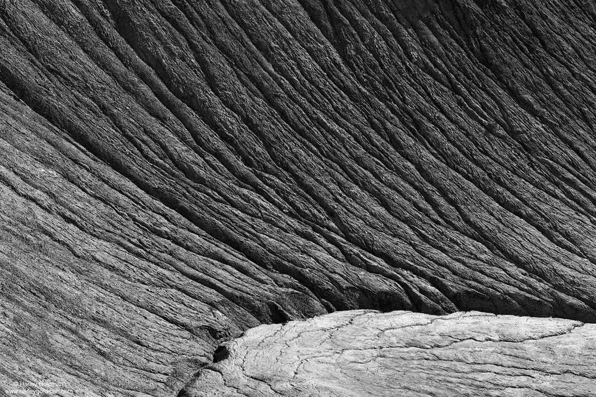 utah, erosion, badland, desert