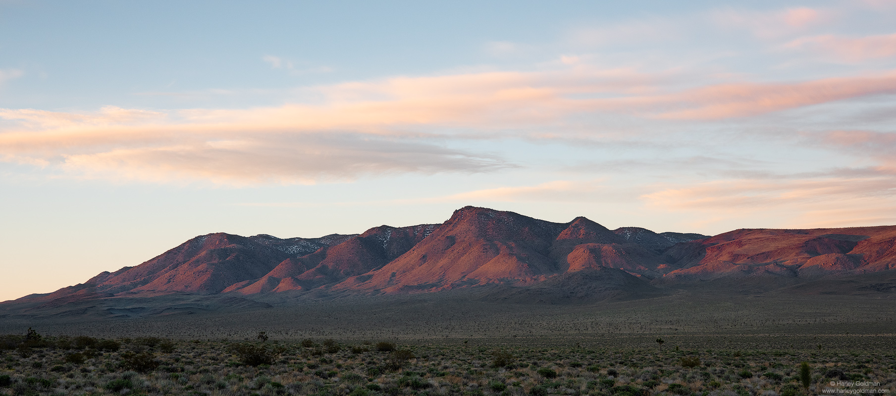 death valley, gentle, light, desert, cloud, clouds, mountain, sunrise, morning