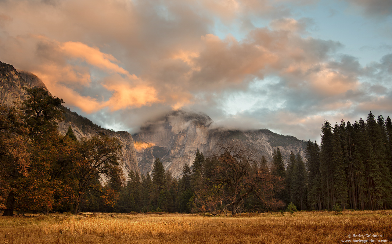 half dome, yosemite, national, park, photo