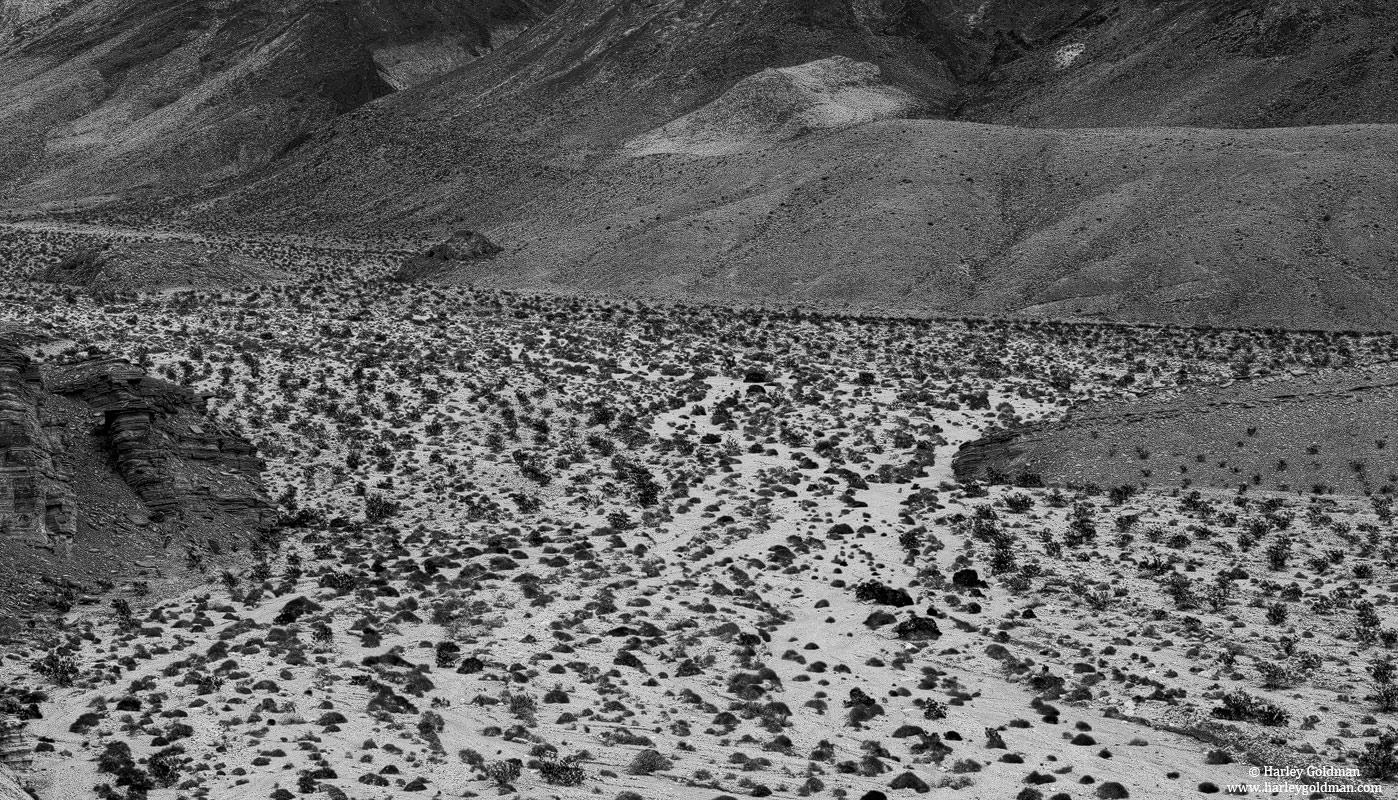 death valley, park, wash, photo