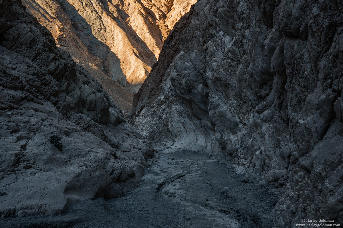mosaic, canyon, death valley, national, park, photo