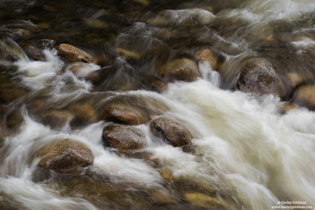 merced, river, rock, yosemite, park, photo