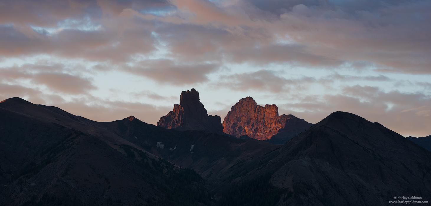 Wyoming, morning, photo