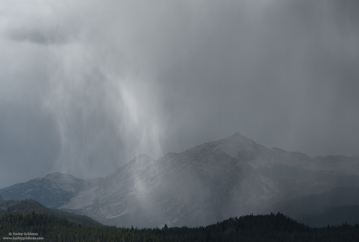 Idaho, storm, photo