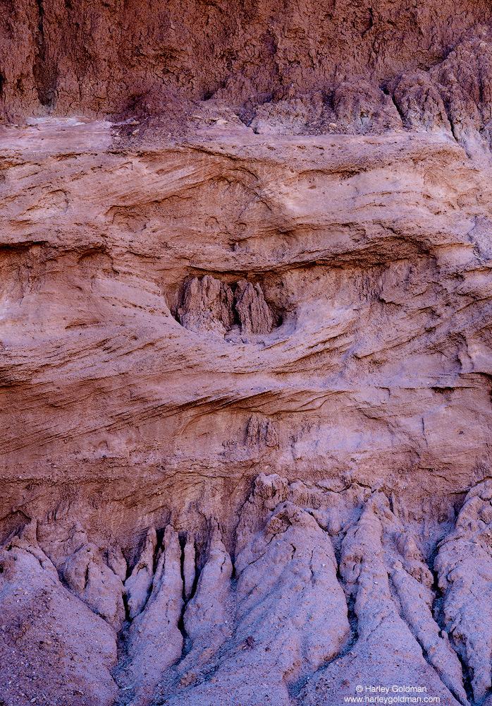 Utah, earth, mud, crack, fall, autumn, wall, rock