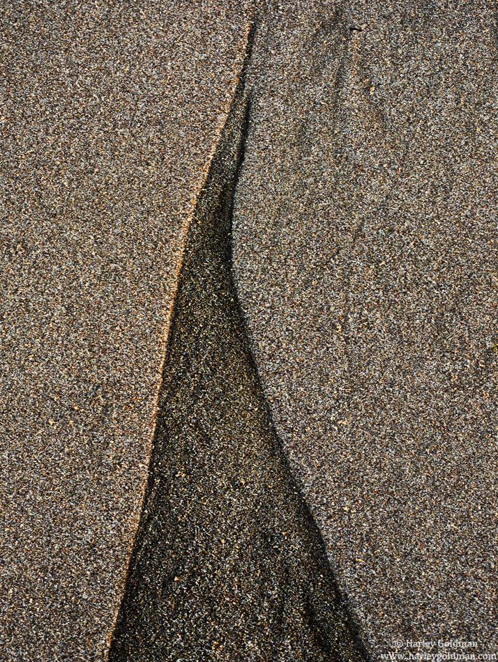 sand, abstract, santa barbara, photo