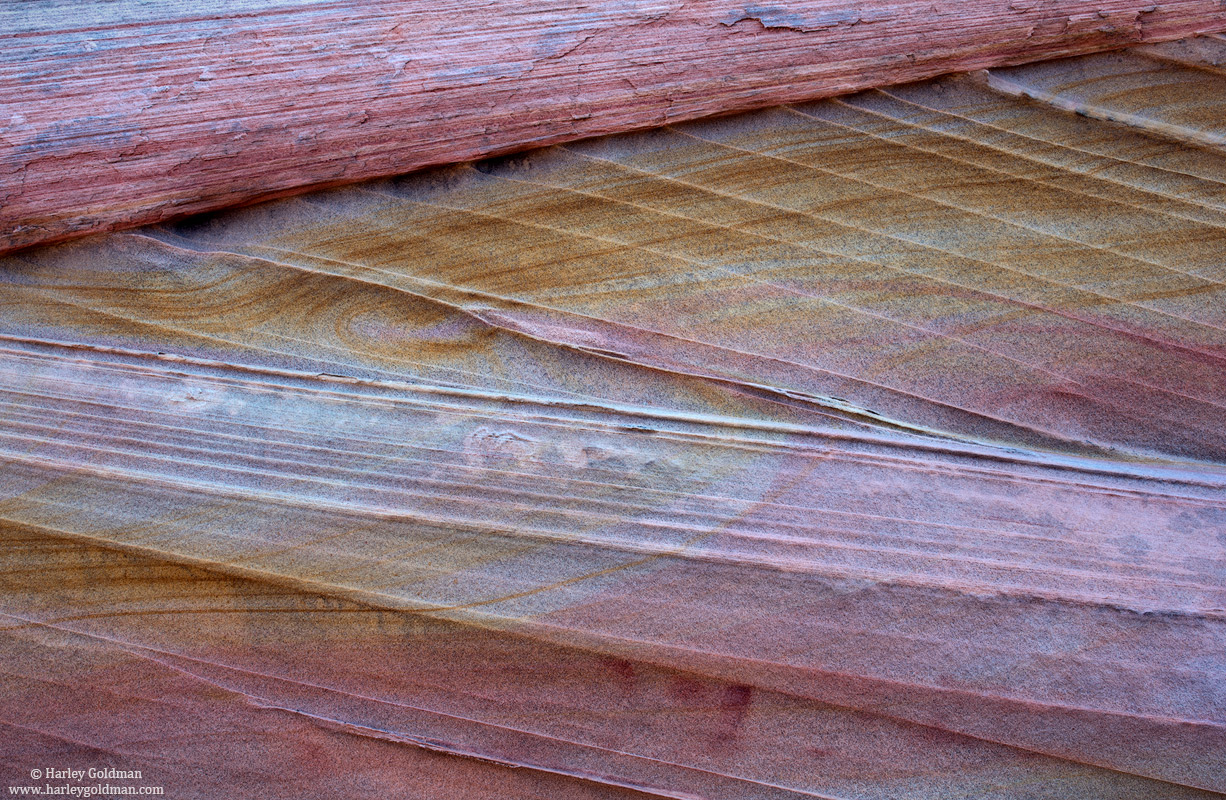 Arizona, sandstone, stone, rock, color, stripe, layer