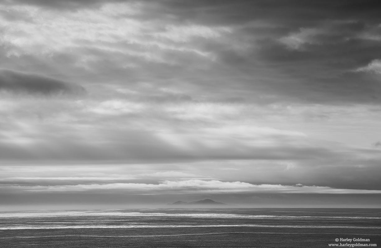 santa, cruz, island, clearing, storm, santa barbara, ca, photo