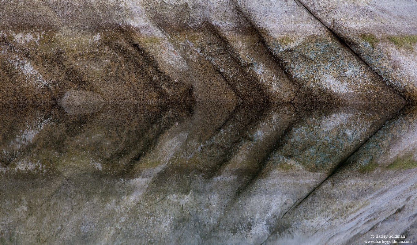 santa barbara, santa, ynez, river, reflection, photo