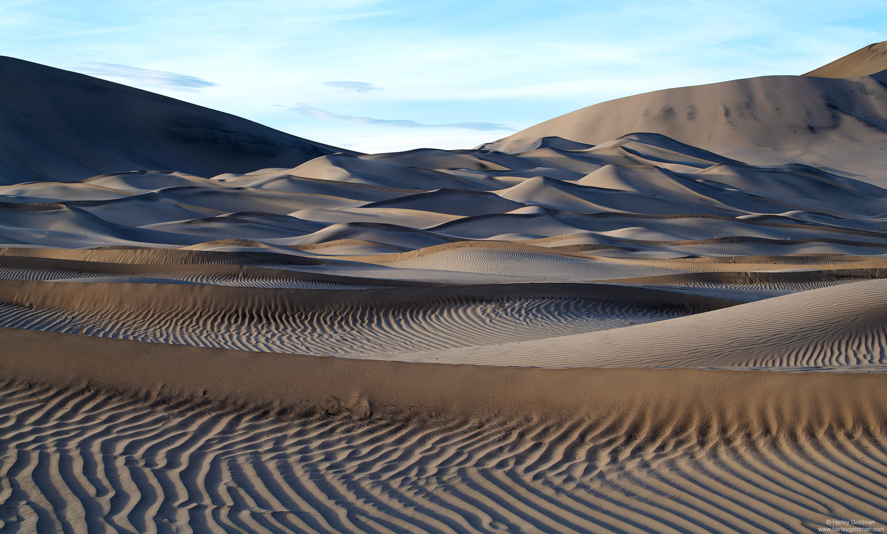 death valley, national, park, sand, mountain, dune