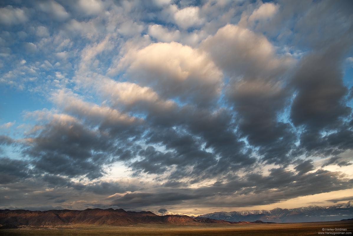 sierra, nevada, spotlight, death valley, desert, mountain, cloud, clouds, hills, sunrise, dawn