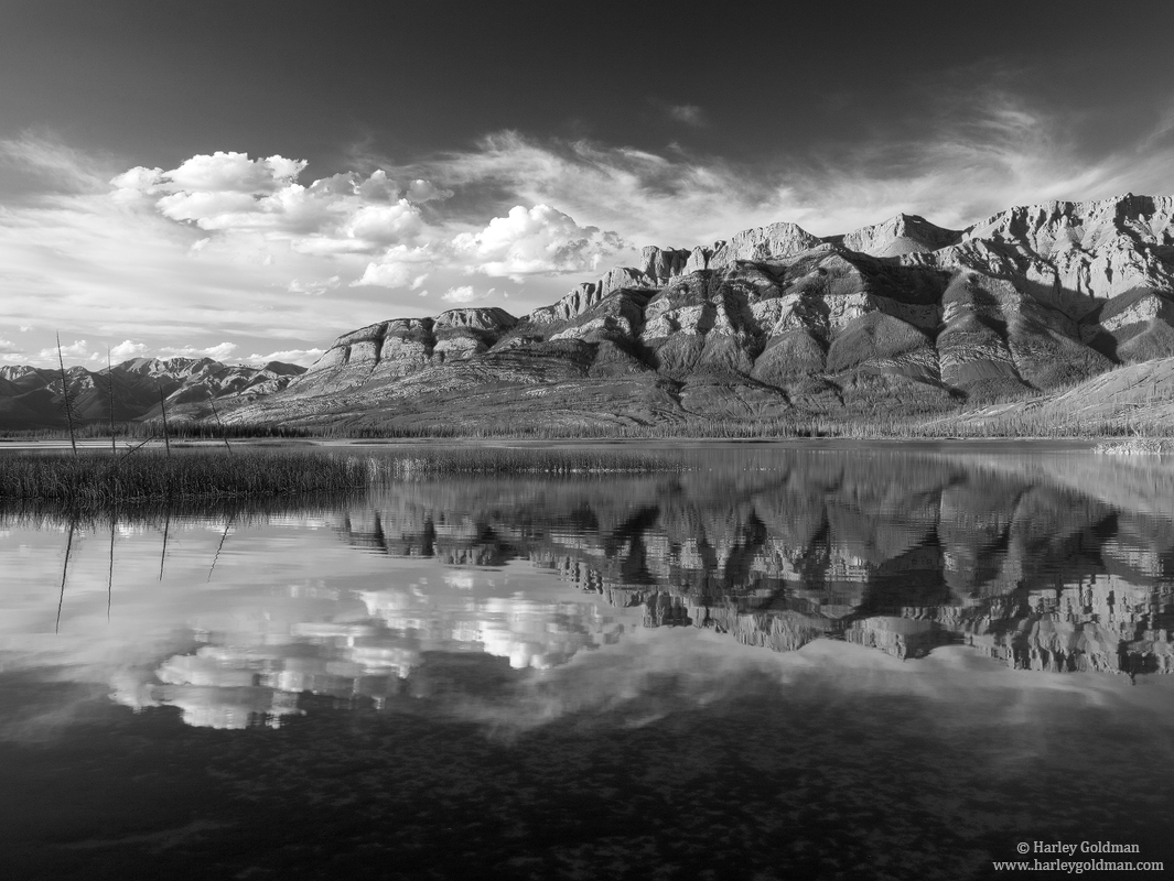 Jasper, National Park, Alberta, Canada, talbot, lake, photo