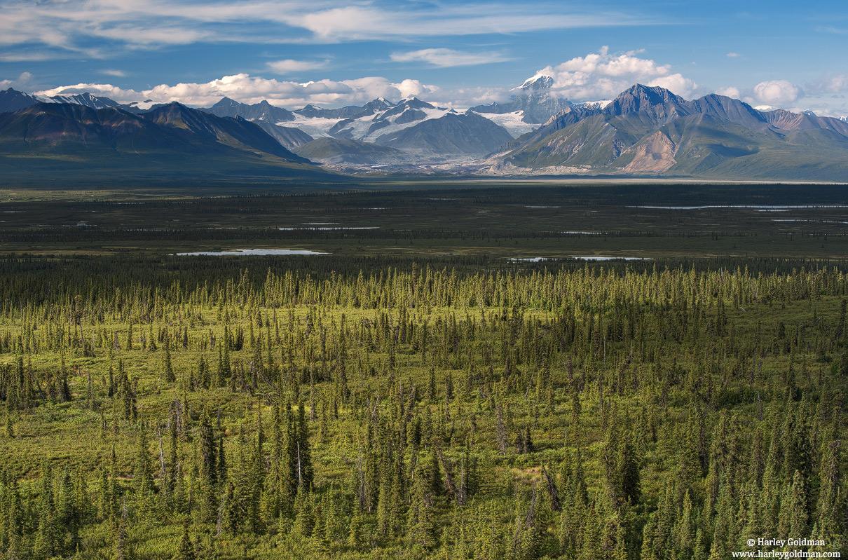 The Alaska Range 1
