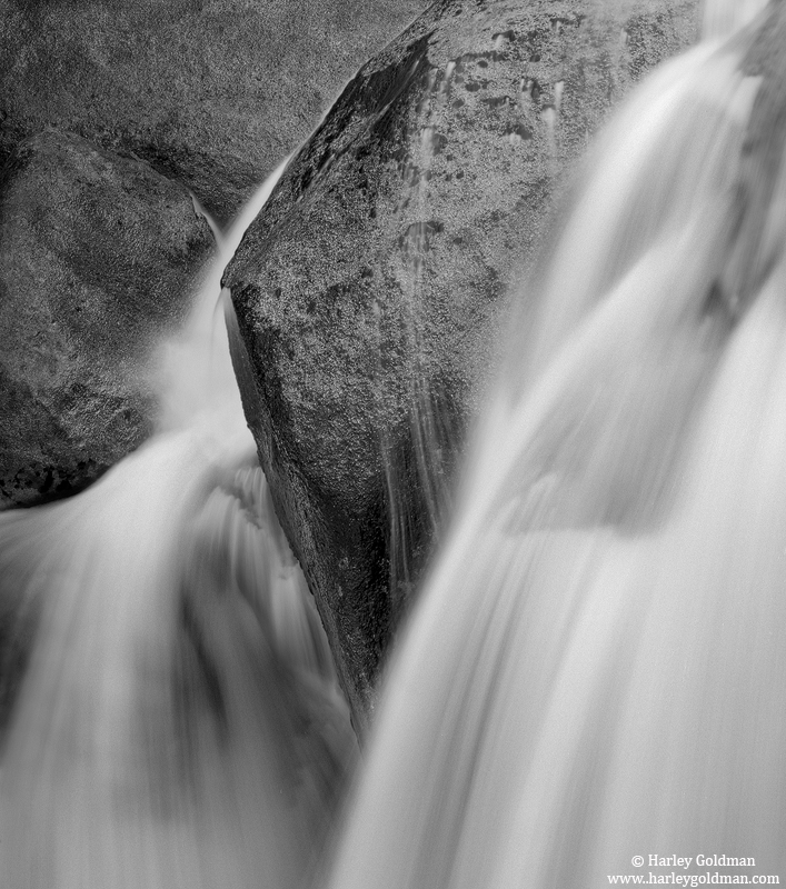 Yosemite, cascade, creek, waterfall, photo